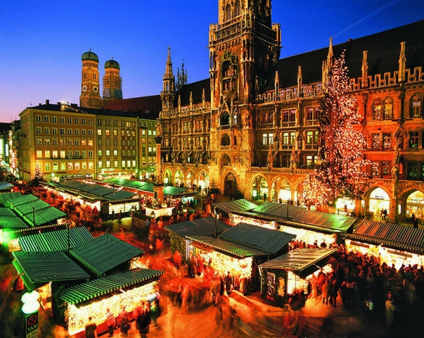 Рождественские распродажи: распродажи в Мюнхене