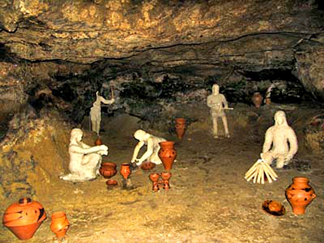 Печери Тернополя: Вертеба