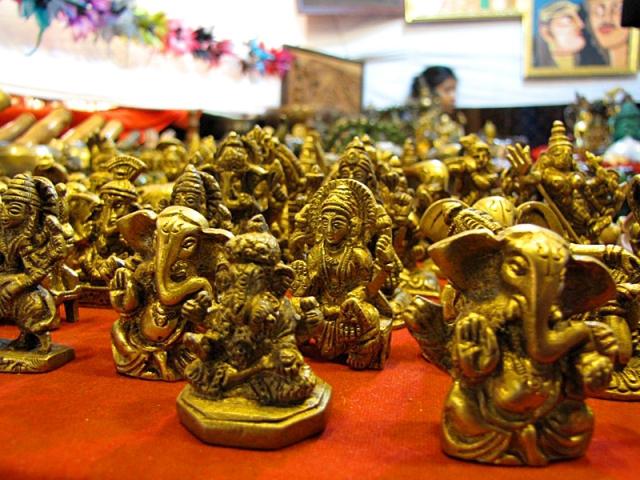 Найкращі індійські сувеніри: статуетки