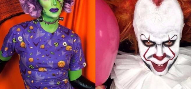 Костюмы на Хэллоуин: 20+ оригинальных идей для яркого образа