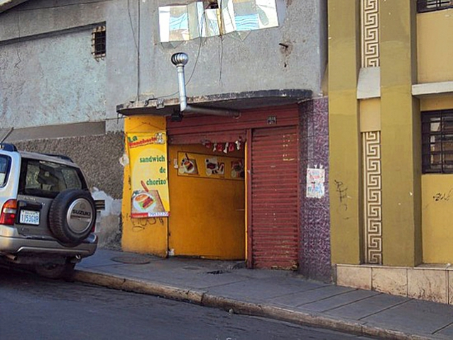 Кокаїнові бари в Болівії
