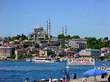 Відпочинок в Стамбулі. Мечеть Сулеймана