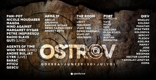 Ostrov Festival