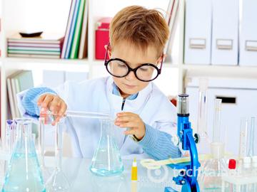 Експеримент, дослідження, діти, хімія, навчання