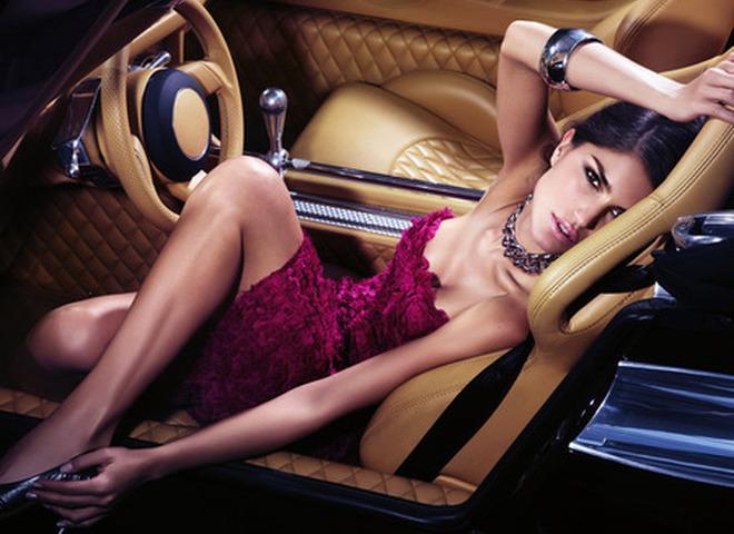 секс розповіді в машині