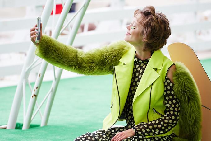 The Mechanism of Love by Jean Gritsfeldt: кохання, мода і технології Huawei