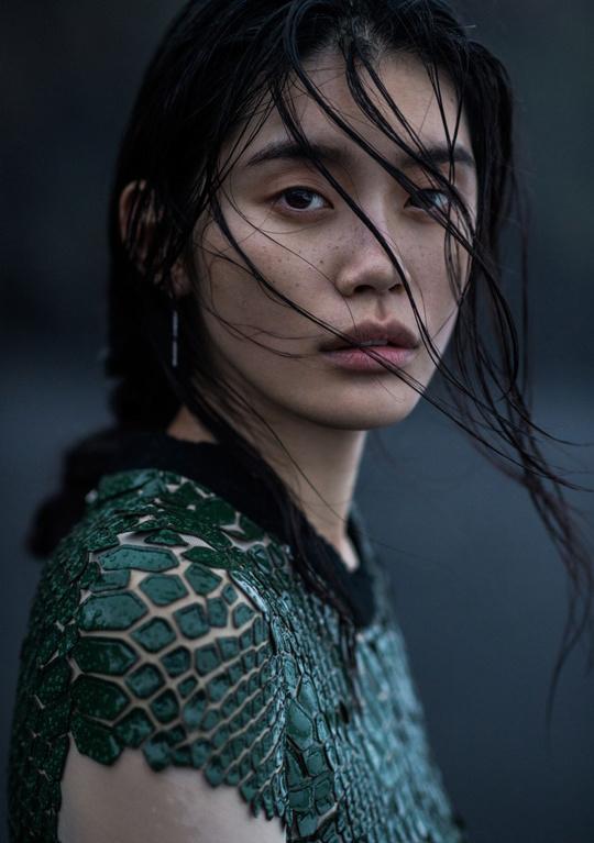 Vogue China січень 2016