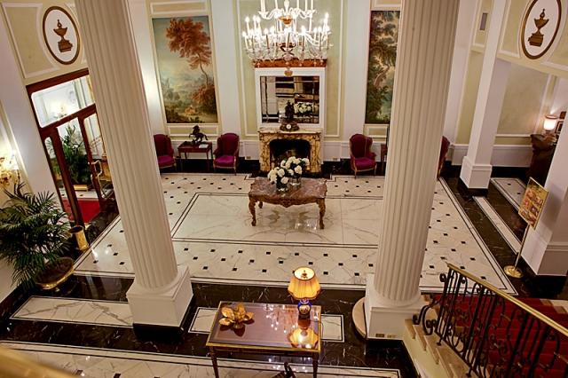 Достопримечательности Болоньи:  Grand Hotel Majestic gia' Baglioni