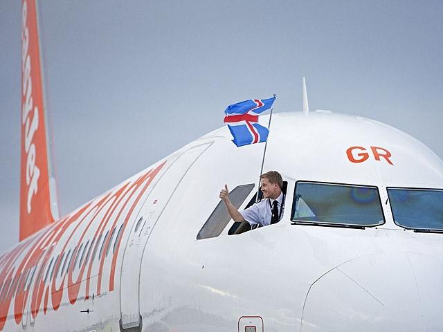 Достопримечательности Исландии: easy jet