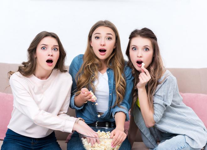 5 фильмов для просмотра с подругами