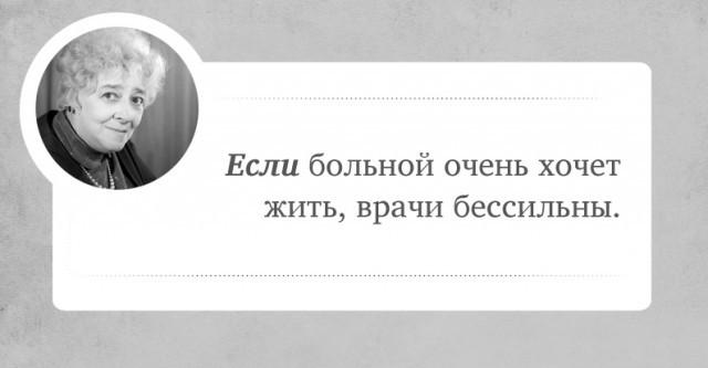 Цитаты Ф. Раневской, которые стали крылатыми