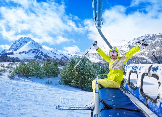 Где провести новогодние каникулы 2018: ТОП-5 горнолыжных курортов Львовщины