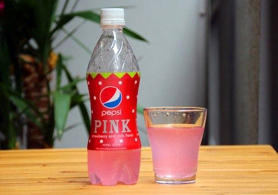 Самые необычные вкусы кока-колы