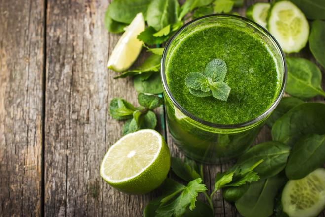 Рецепт со шпинатом