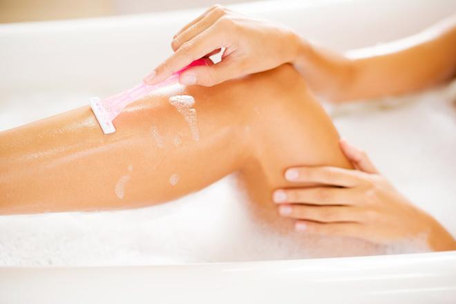 Как сделать гладкие ноги в домашних условиях после бритья