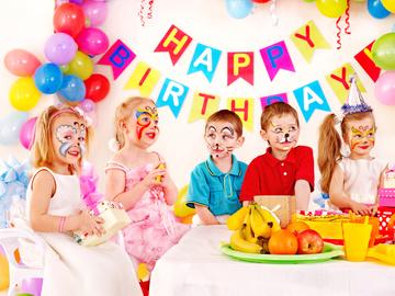 Сладости на детский праздник рецепты, День рожденья ребенка, друзья, разрисовка лиц