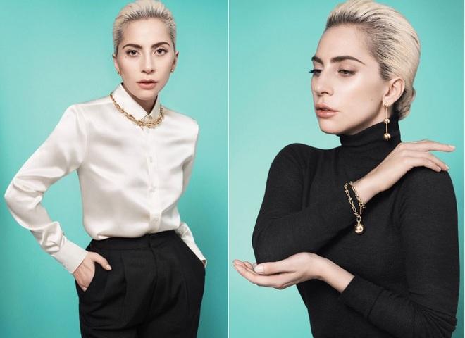 Lady Gaga для TIFFANY & CO.