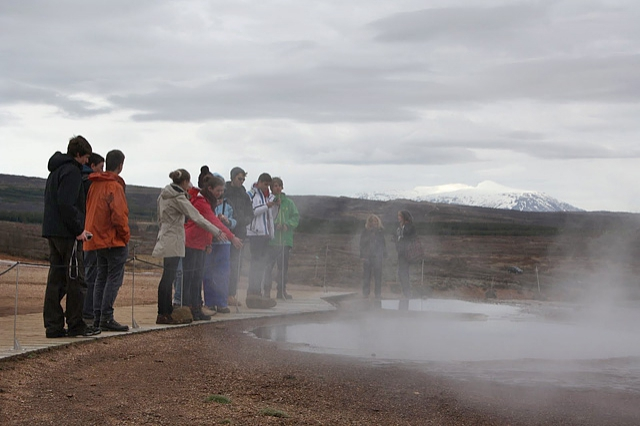 Гейзеры Исландии