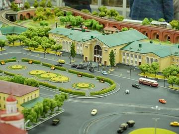 музей моделей транспорту