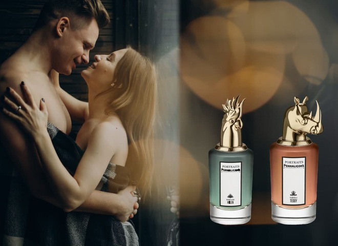 Парные ароматы для него и для нее