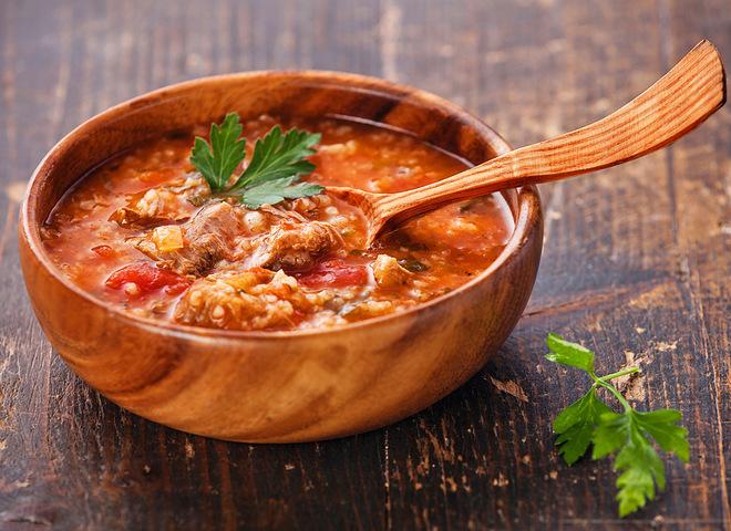 как приготовить кавказский суп
