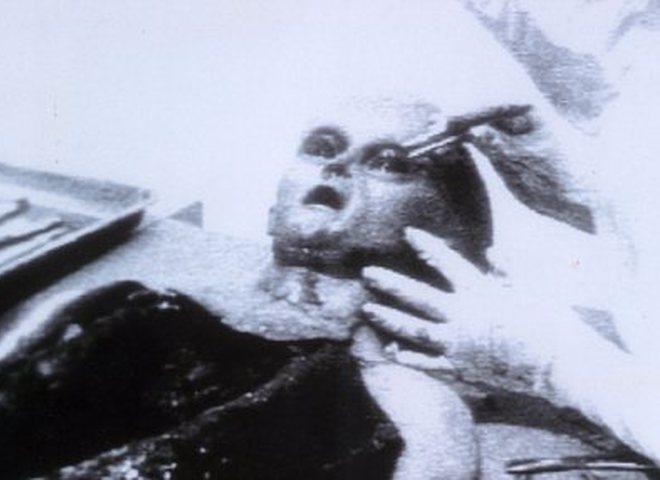 Вскрытие инопланетянина в 1947 году