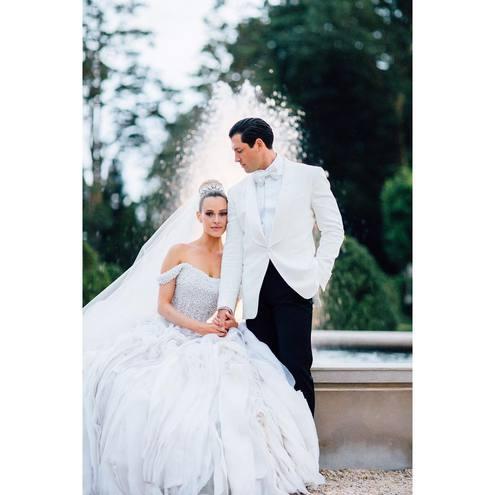 Максим Чмерковский свадьба