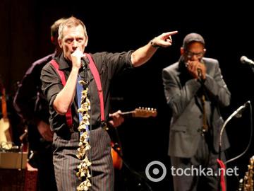 Концерт Хью Лори в Киеве