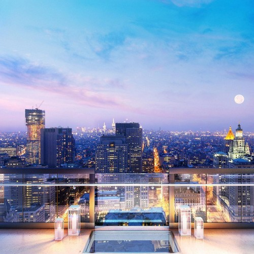 У Нью-Йорку стару закинуту висотку перетворили на розкішний готель