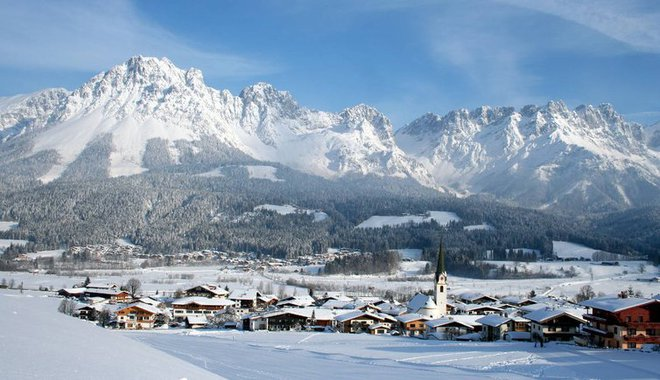 День Св. Валентина в Европе: ТОП-5 бюджетных горнолыжных курортов