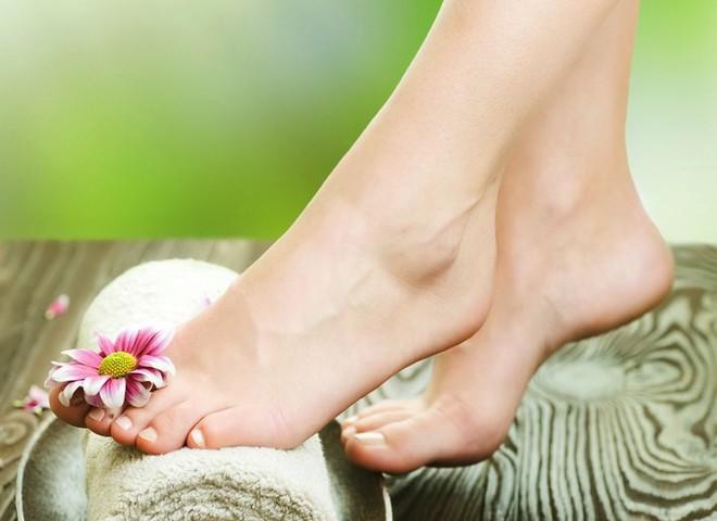 Охлади ножки после работы