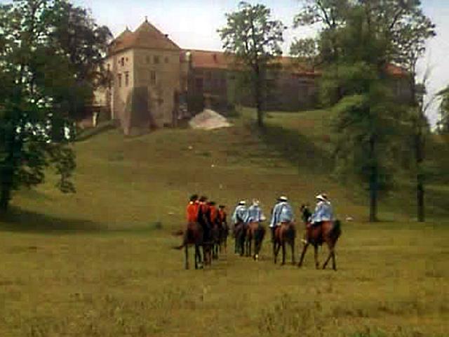 Кінотуризм в Україні: Д'Артаньян і три мушкетери