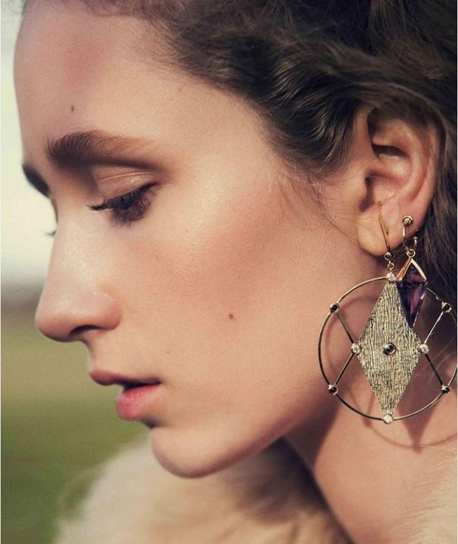 Ювелирные украшения созданные Кейт Мосс