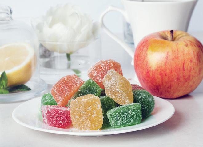 Яблочный мармелад: рецепт натурального лакомства в домашних условиях