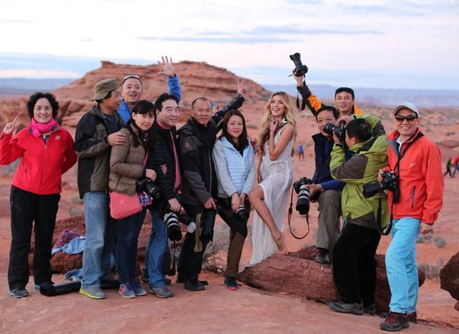 Китайські туристи зірвали зйомки кліпу Регіни Тодоренко