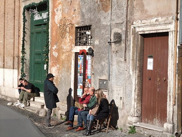 Цікаві місця Риму: Ресторан Sora Margherita
