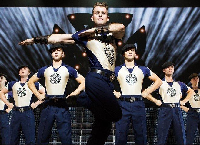 """Lord of the dance"" возвращаются в Киев"