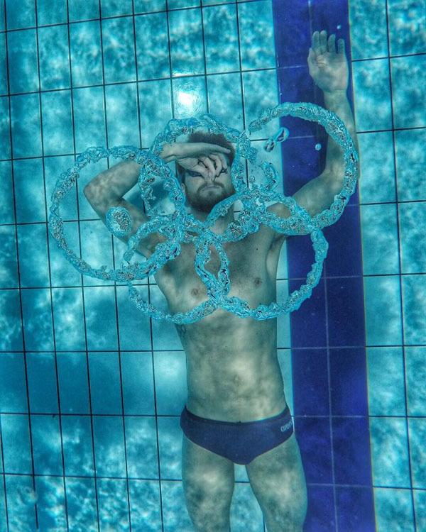 Забавные и милые фото спортсменов с Олимпиады 2016