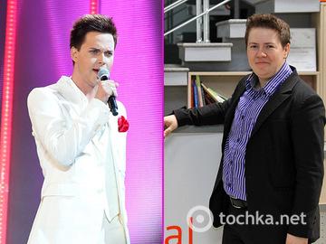 Аркадий Войтюк и Евгений Литвинкович
