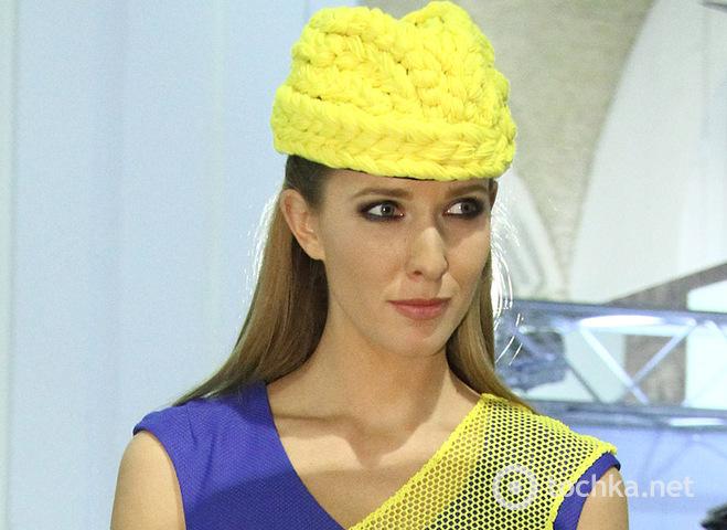 Катя Осадча на UFW