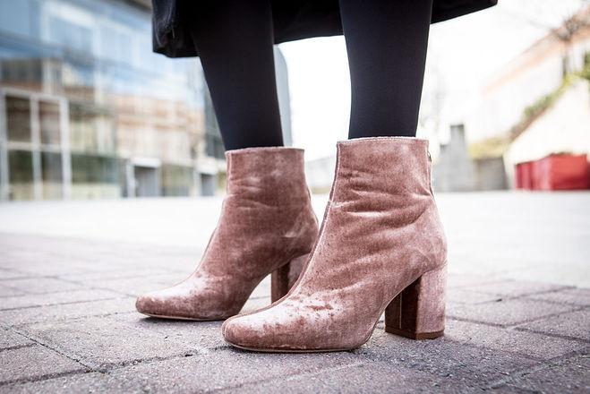 Замшеве взуття