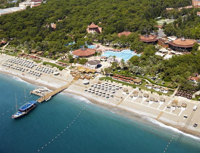 відпочинок в Кемері: Туреччина