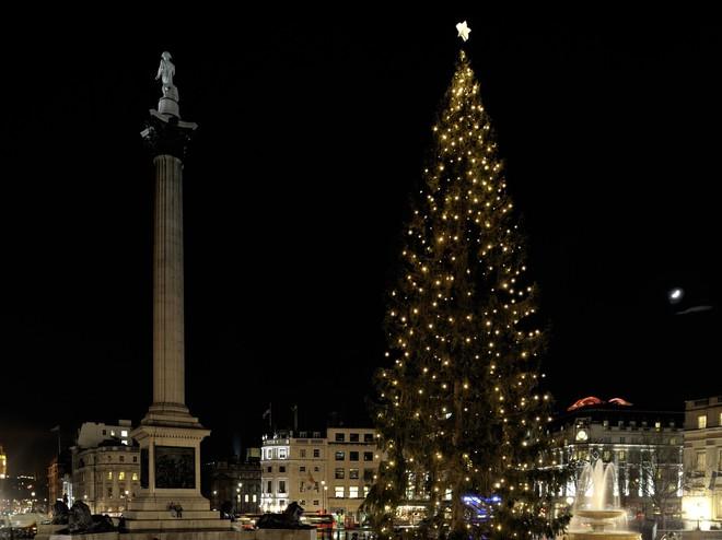 На Різдво у Лондоні