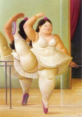 Милые толстячки Фернандо Ботеро