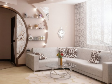 романтическая квартира