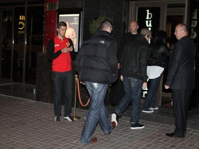 Бритни Спирс в Киеве отказалась от ночной жизни (видео ... бритни спирс вк