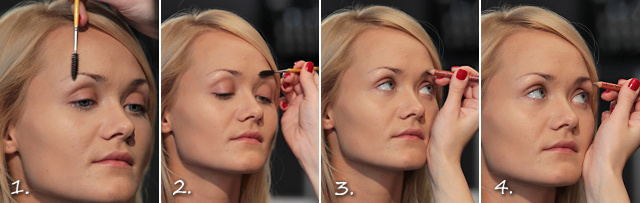 Мастер-класс по макияжу - Наносим тональный крем