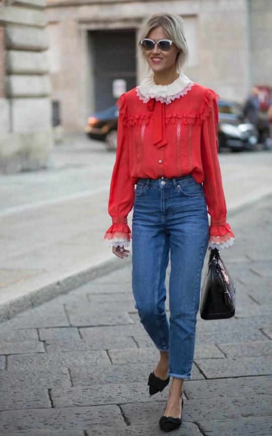 Модний тренд: вікторіанський стиль