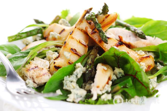 Салат с тунцом и креветками рецепты 81
