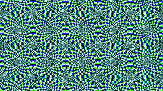 15 иллюзий, которые взорвут ваш мозг